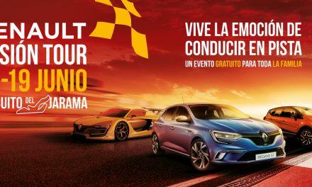 Llega Renault Pasión Tour al Jarama Race