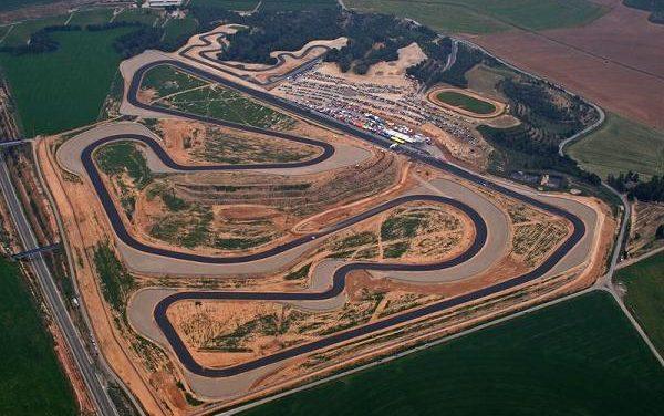 Tandas para Motos en el Circuito de Cartagena este 25 de Junio