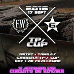 Tandas Drift y Grip 17 de Septiembre en Kotarr