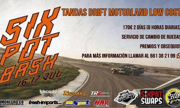 Tandas de Drift en Motorland 16-17 Julio