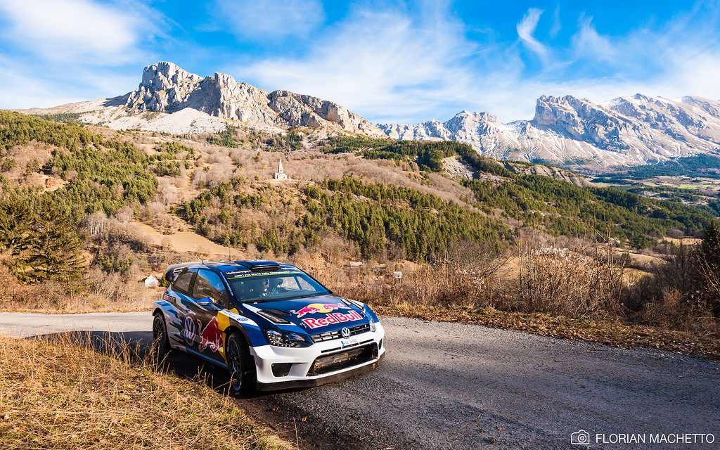 Calendario World Rally Car 2016