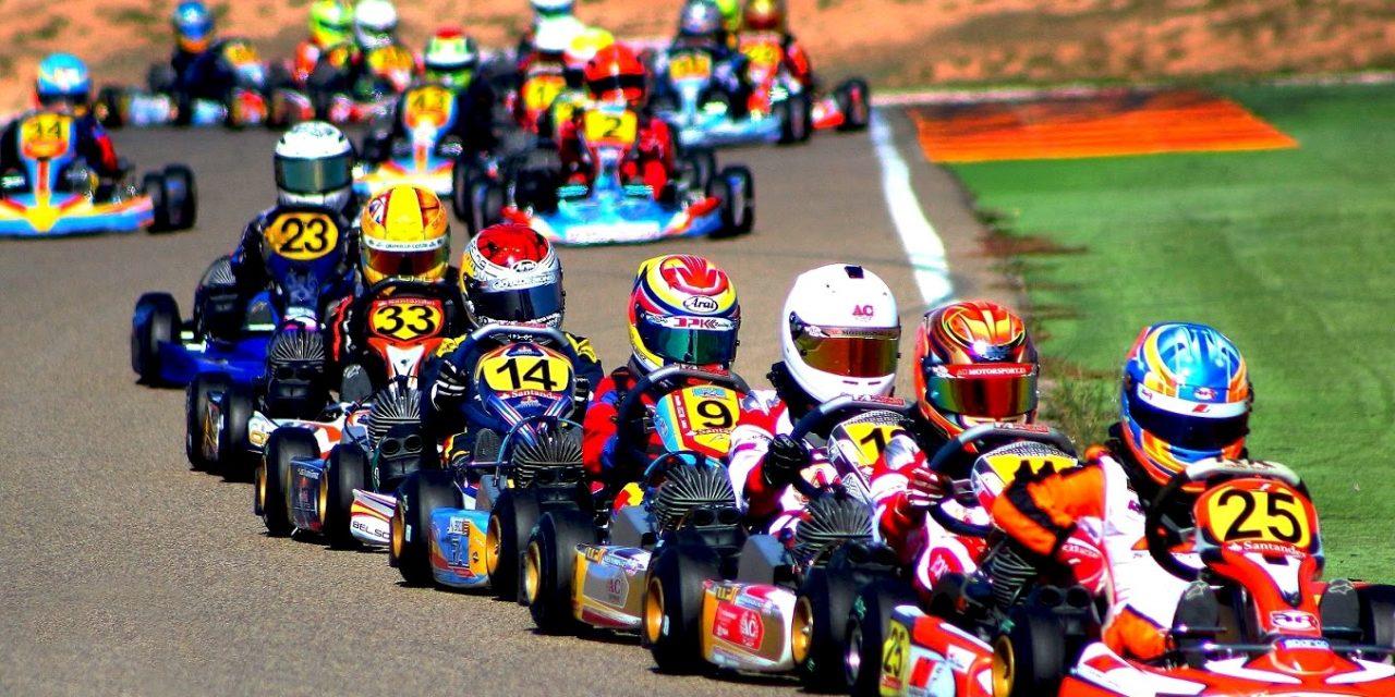 Calendario Campeonato España de Karting
