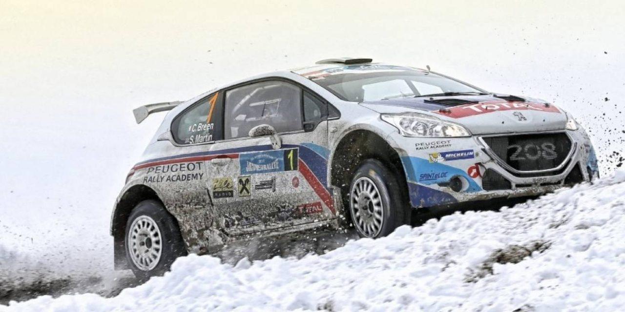 Calendario Campeonato Europeo de Rally