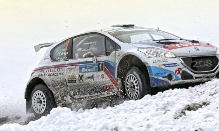 Calendario Campeonato Europeo de Rally