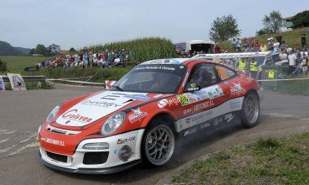 Calendario Campeonato Nacional de Rallyes de Asfalto