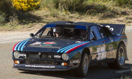 Calendario Campeonato Nacional de Vehículos Historicos